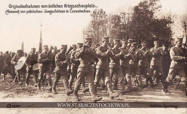 Originalaufnahmen vom ostlichen Kriegsschauplatz