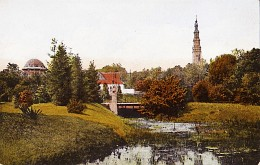 Nowy Park Podjasnogórski, im. S. Staszyca w Częstochowie