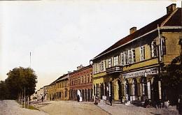 Ulica Ks. Kordeckiego w Częstochowie