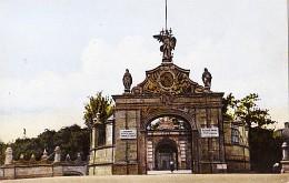 Brama Lubomirskich (Lubomirskiego), Jasna Góra, M. R. Baumert
