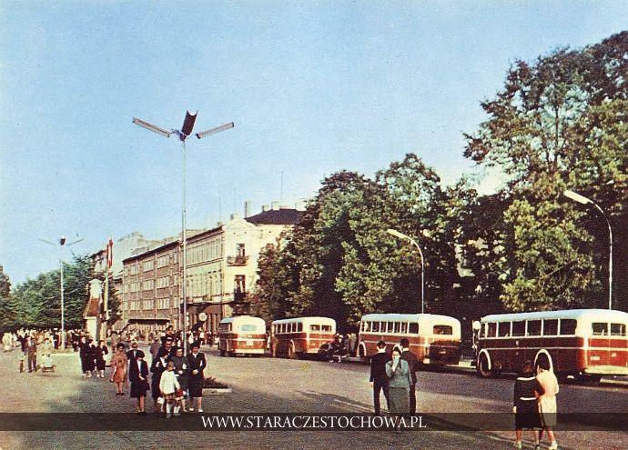 Plac Władysława Biegańskiego w Częstochowie