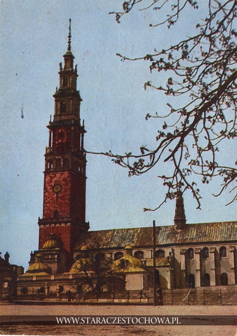 Kościół na Jasnej Górze (XIV - XVIII w.), Częstochowa