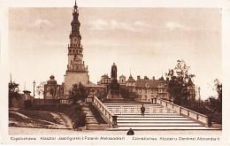 Jasna Góra, pomnik Aleksandra II