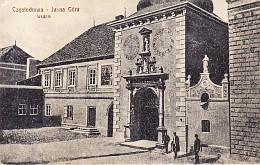 Jasna Góra - Wejście