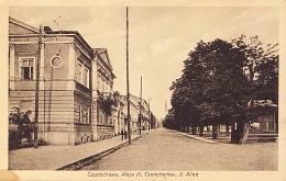 III Aleja, Czenstochau