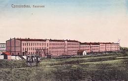 Czenstochau, Kasernen