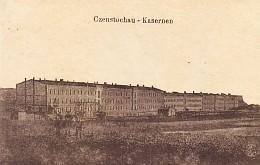 Czenstochau - Kasernen