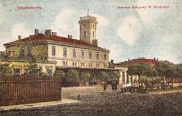 Dworzec Kolejowy Drogi W.W.