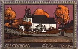 Kościół i cmentarz Świętego Rocha