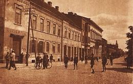 Częstochowa, ul. Piłsudskiego