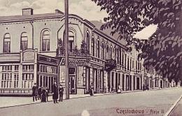 Aleja II, Dom Kohna