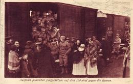 Ausfahrt polnischer Jungschutzen