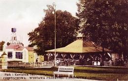 Park i kawiarnia Ostrowskiego