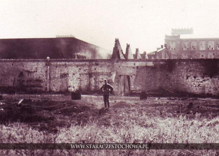 Bombardowanie Częstochowy, II wojna światowa