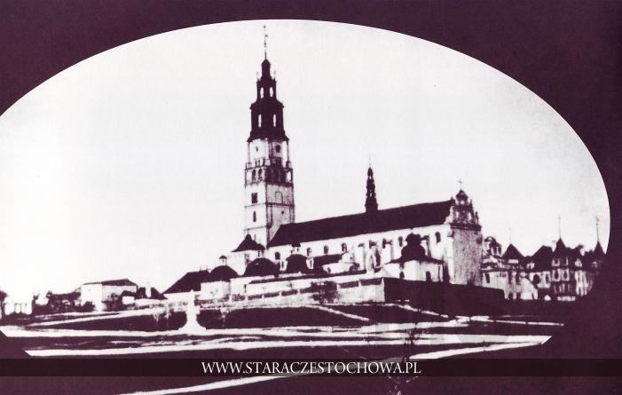 Klasztor Jasnogórski Karola Beyera, rok 1847