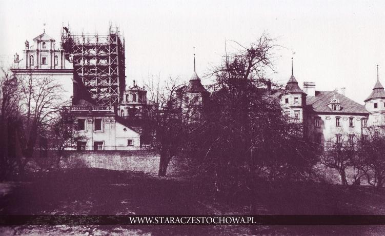 Klasztor Jasnogórski, rok 1903