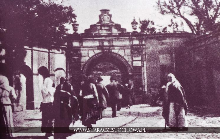 Bramy Klasztoru Jasnogórskiego, lata 30-te