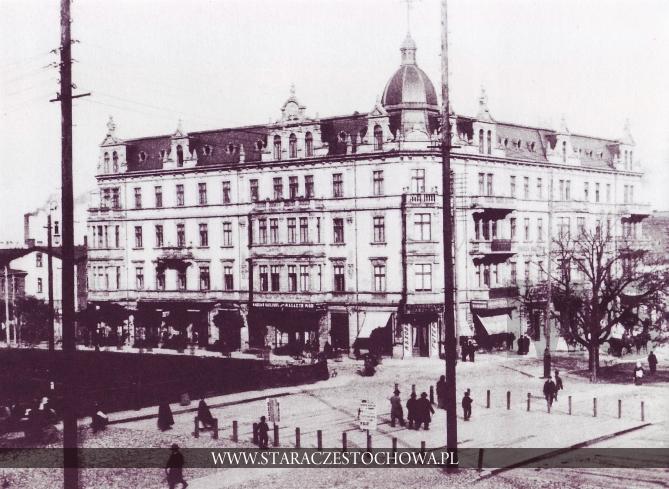 Historia Częstochowy, Hotel