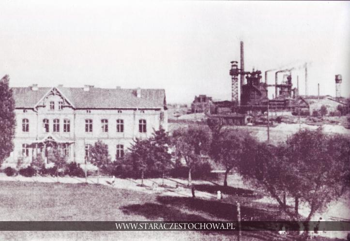 Huta Częstochowa, lata 20-te