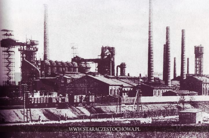 Huta Częstochowa, lata 30-te