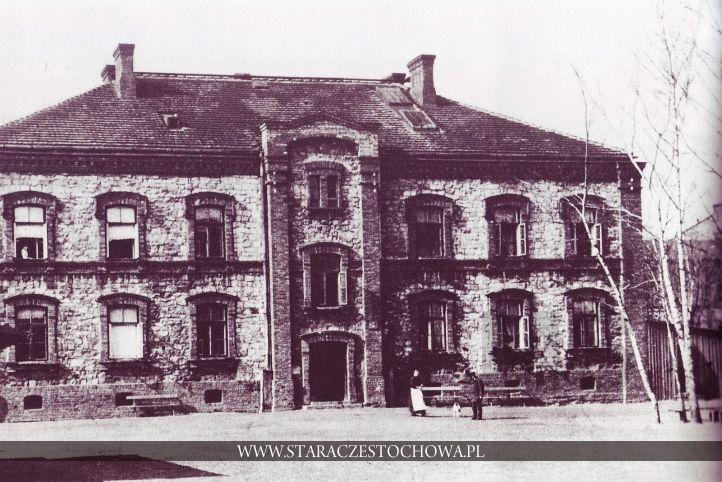 Historia Częstochowy, Dom robotniczy, Bardowskiego, lata 20-te