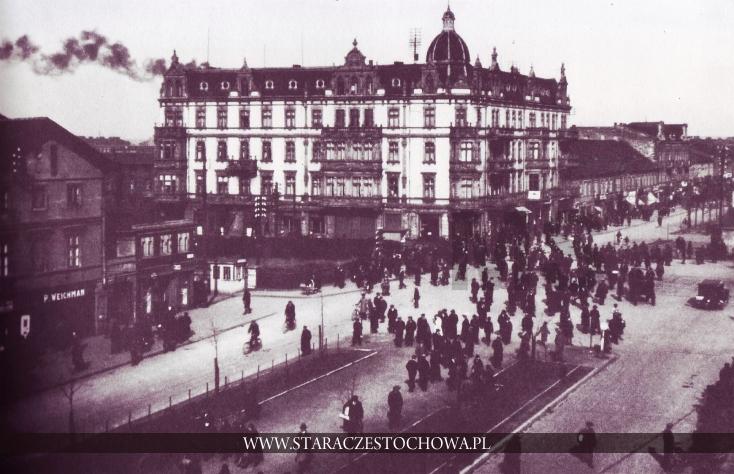 Stara Częstochowa, Południe w Alejach, lata 30-te