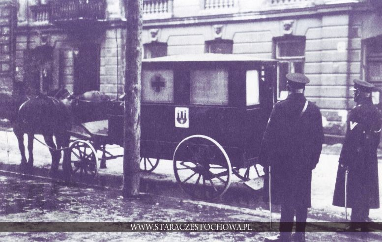 Stara Częstochowa, Służba, lata 30-te