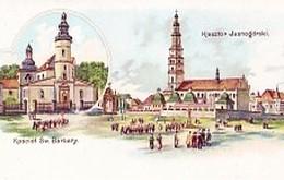 św. Barbary, Jasna Góra