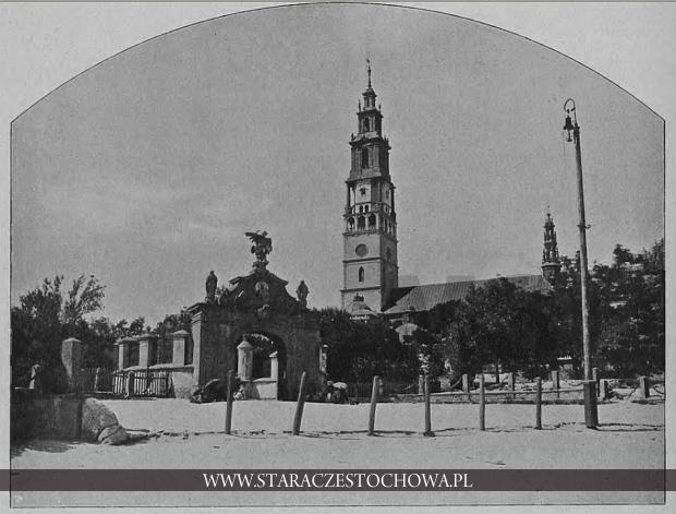 Częstochowa, Klasztor z Bramą Lubomirskich, długi adres