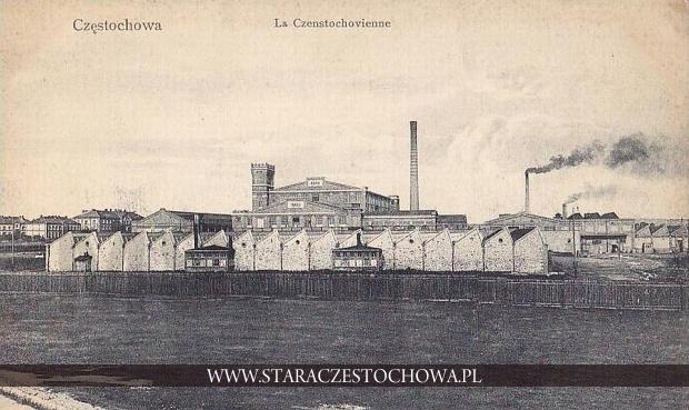 Fabryka wyrobów bawełnianych La Czenstochovienne