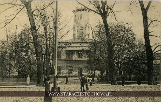 Gmach częstochowskiego magistratu w Śródmieściu
