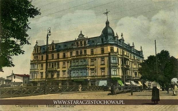 Hotel Viktoria w Częstochowie
