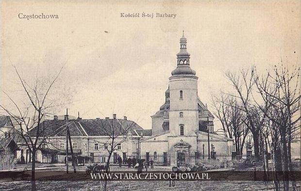 Kościół św. Andrzeja i Barbary w Częstochowie