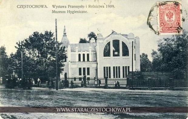 Wystawa Przemysłu i Rolnictwa 1909 - Muzeum Higieniczne