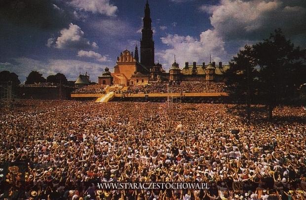 Jasna Góra, Światowe Dni Młodzieży 1991