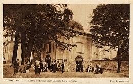 Kościół św. Barbary - studnia cudowna