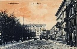 Ulica Dojazd