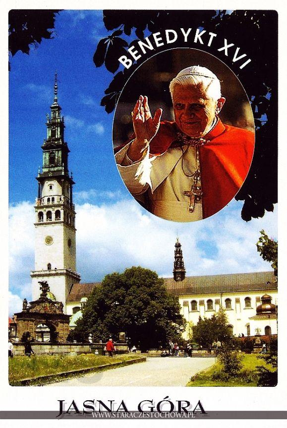 Benedykt XVI, Jasna Góra