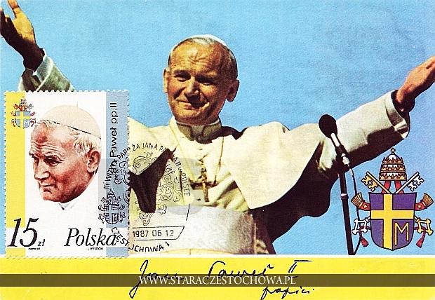 Jan Paweł II, III Wizyta Papieża Jana Pawła II w Polsce