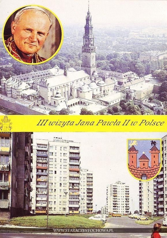 III wizyta Jana Pawła II w Polsce