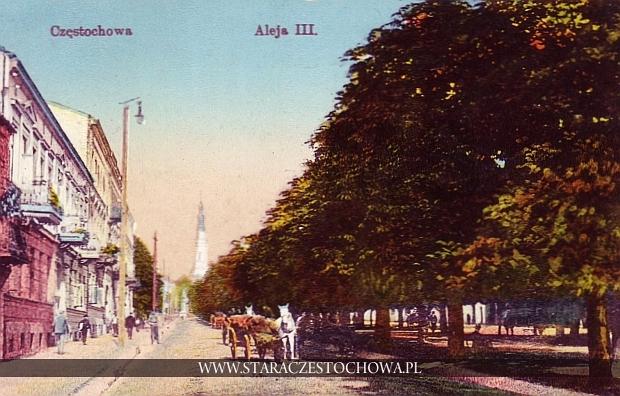 III Aleja Najświętszej Maryi Panny, Częstochowa