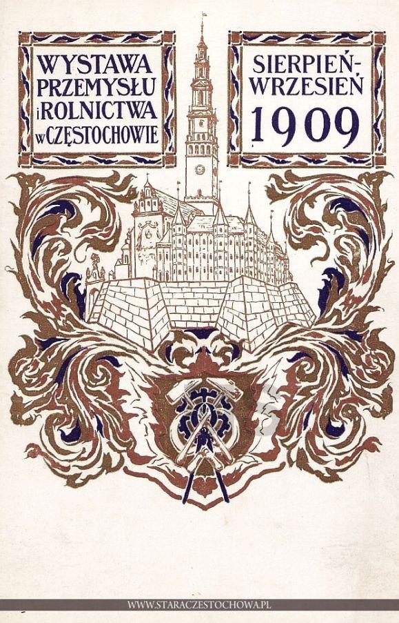 Wystawa Przemysłu i Rolnictwa z 1909 roku