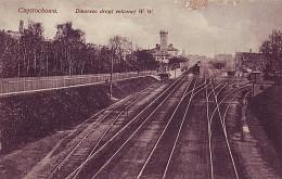 Dworzec drogi żelaznej