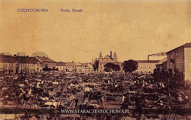 Nowy Rynek, parafia św. Zygmunta