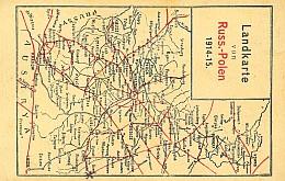 Landkarte von Russ