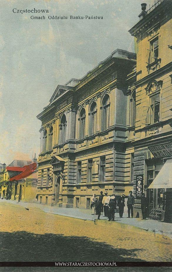 Gmach Oddziału Banku Państwa