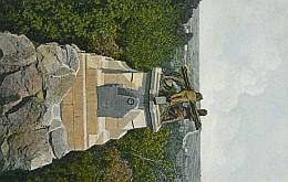 Droga krzyżowa, Stacja XI na Jasnej Górze