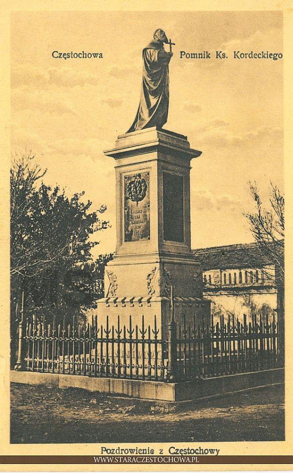 Pomnik Ks. Kordeckiego na Jasnej Górze