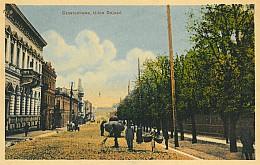 Ulica Dojazd w Częstochowie