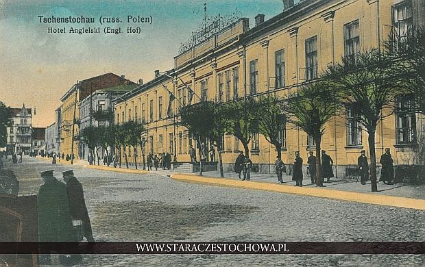 Hotel Angielski w Częstochowie, Tschenstochau
